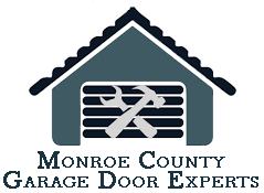 Monroe County Garage Door Logo